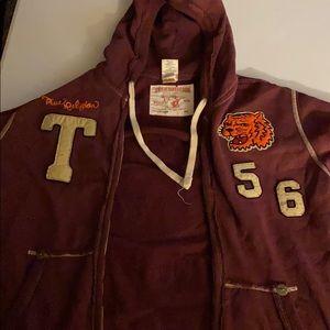 True religion large hoodie